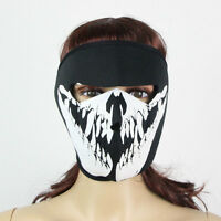 Masque Facial Néoprene Face masque Moto Ski Planche Paintball