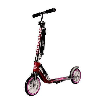 Hudora Big Wheel 205 Scooter Roller magenta pink silber