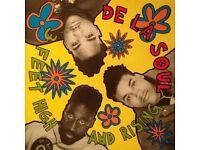 Classic De la Soul vinyl album
