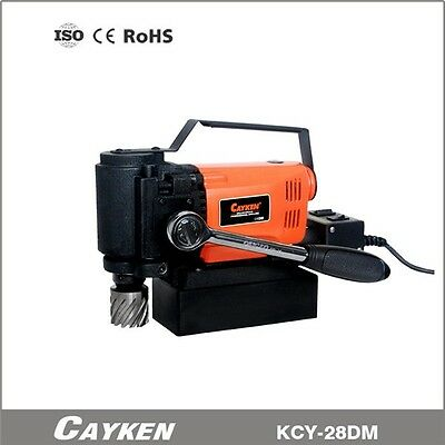 Cayken Horizontal Mag Drill Core Drill Steel Drilling Mchine 28mm Kcy-28dm
