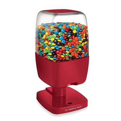 Sharper Image Motion Activated Candy Dispenser in Red Brand New
