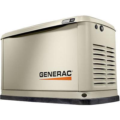 Generac Guardiantrade 9kw Aluminum Home Standby Generator