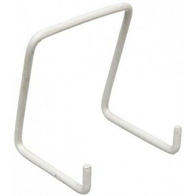 WIRE PLATE STANDS (WHITE) SMALL SIZE PLATE 13-17cm NEW