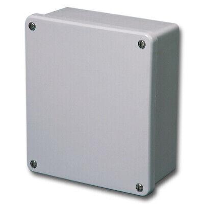 Stahlin Electrical Fiberglass Enclosurejunction Box Wall Mount F763 7x6x3 Fg