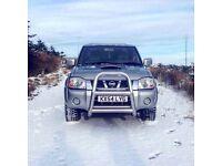 Nissan Navara 4x4 Pickup (New MOT)