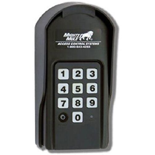 NEW! MIGHTY MULE FM137 AUTOMATIC GATE OPENER DIGITAL KEYPAD AUTHORIZED DEALER