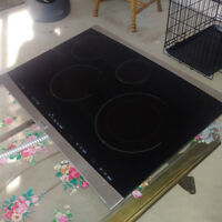 Kenmore Elite Induction cooktop