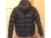 Rab Ascent down jacket