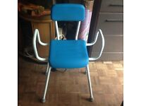 Mobility perching chair