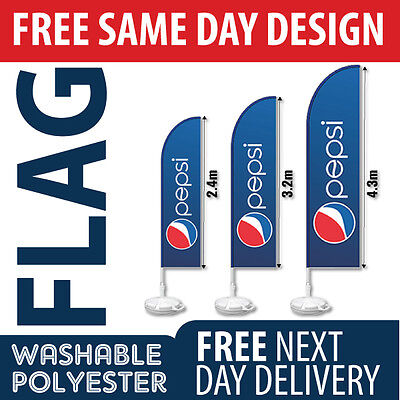 , TEARDROP FLAGS, EVENT FLAG, PROMOTIONAL FLAGS (Feather Flag)