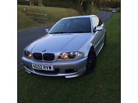 2002 BMW e46 330ci M Sport Manual