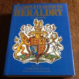 A Complete Guide to Heraldry by A.C. Fox-Davies