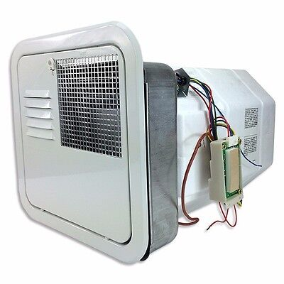 SW10DEL Suburban10 Gallon Water Heater DSI/Electric/12VDC Relay No Door