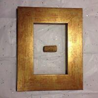 Gold Frame (wood) #3