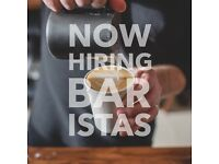 Experienced Full Time & Part Time Baristas