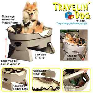 Dog/cat booster seat