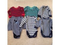 NEXT baby vests