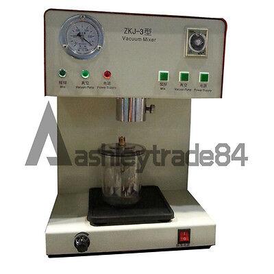Dental Vacuum Mixer Machine Dental Lab Equipment For Mixing Vibrating