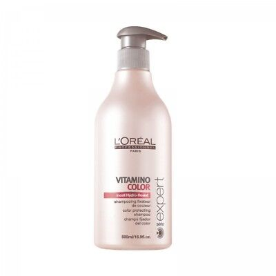 Loreal Serie Expert Vitamino Color AOX Shampoo 500 ml