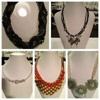 Necklaces - Beautiful pieces; great quality; amazing prices!!