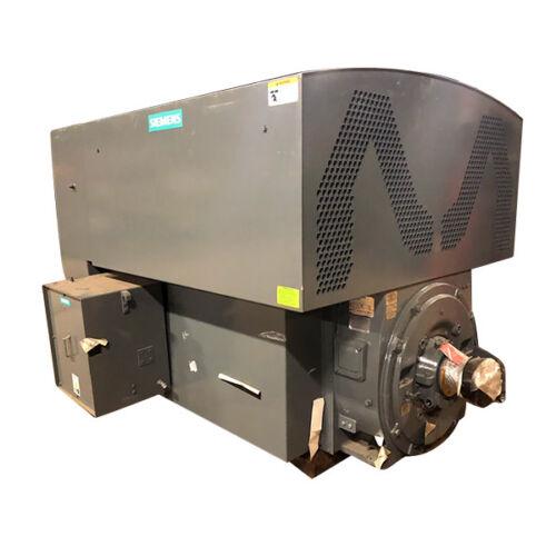 4000 HP Siemens Electric Motor 3600 RPM 4160 V Frame 6813 Sf 1.15 New Surplus
