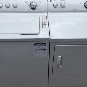 GE matching washer and dryer for sale