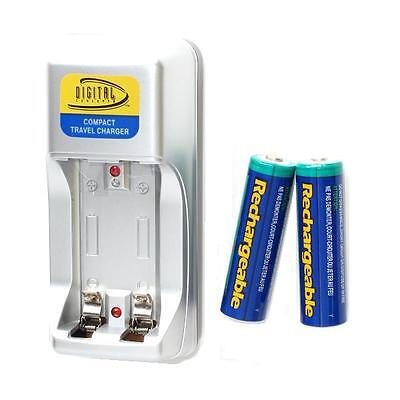 High Quality Fast Charging Rechargeable Aa Aaa Battery Travel Charger