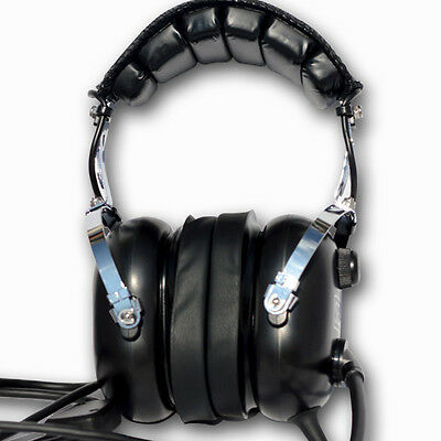 SEHT SH 30-10F Pilots Aviation Headset with (NOT David Clark)