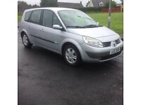 05 Renault Grand Scenic 1.6 only 51k miles. A brilliant example!
