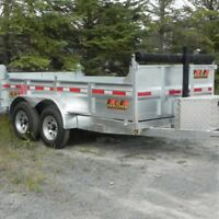 Trailerl/ backhoe/loader rental  APRIL SPECIAL $70.00