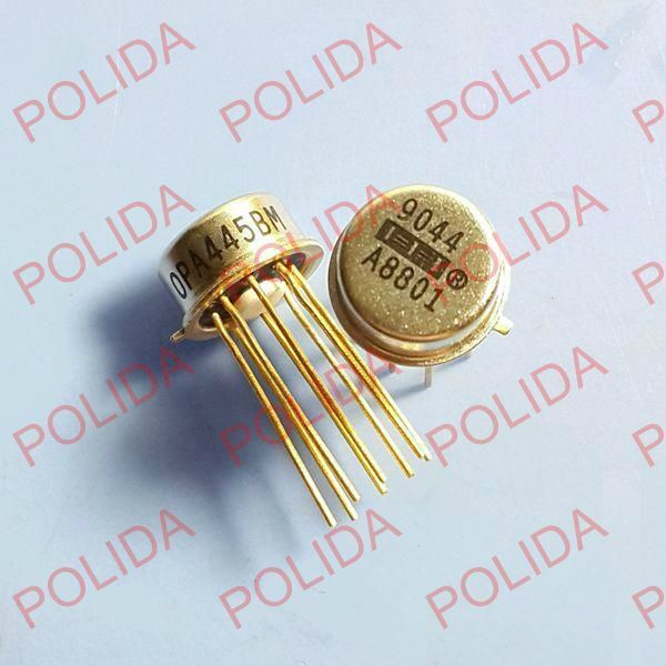 CAN-8 1PCS Mil Spec OP AMP IC BURR-BROWN TO-99 OPA637SM 100/% Genuine and New