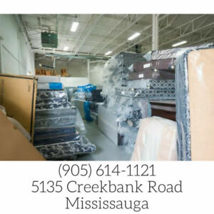 MATTRESS BOX SPRING AND BEDDING ON SALE NOW!