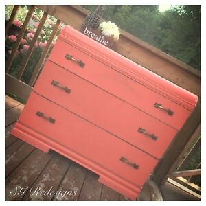 Retro chic dresser SOLD!!