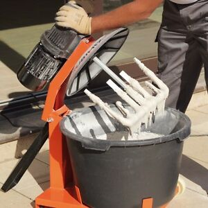 Portable RUBI Mortar Mixer with extra bucket Kingston Kingston Area image 2