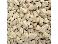 Cotswold buff stones/chips