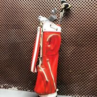 Assorted Golf Clubs & Bags