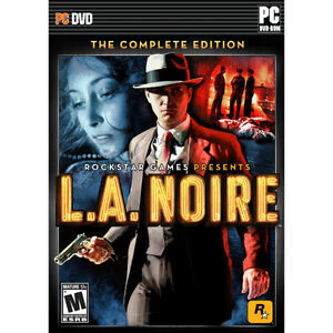 L.A. Noire (Complete Edition, NEW)