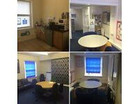 Professional space for RENT, Beauty, MUA, Hair, Barbers, Telesales, Offices, Tutoring, Music etc