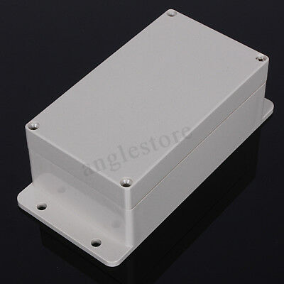 158x90x64mm Plastic Electronic Project Box Enclosure Case Instrument Waterproof