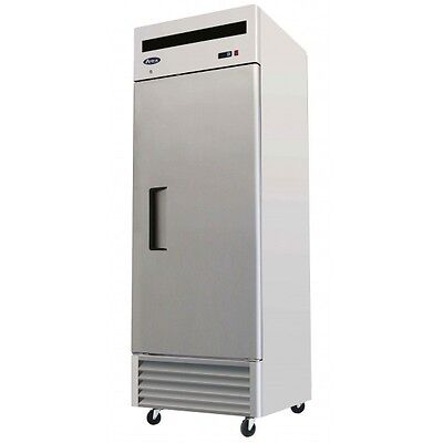 Atosa Mbf8501 One 1 Door Stainless Steel Commercial Freezer Upright Bottom Mount
