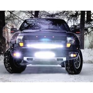 Snow plow light bar find great deals on used and new cars led work light bar for snow plow vehicle off roadtow truck mozeypictures Choice Image