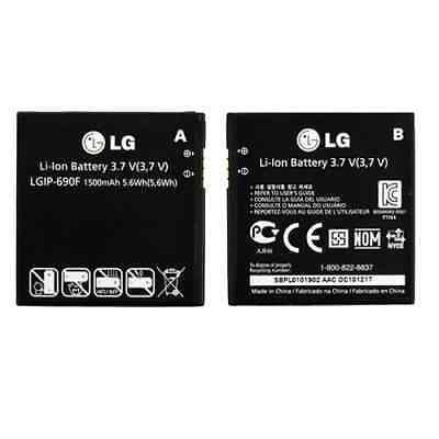 ORIGINAL LG E900 Optimus 7 Akku Batterie Handy Ersatz Accu IP-690F Optimus7 NEU ()
