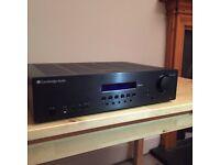 Cambridge Audio Amp; Topaz SR10-B