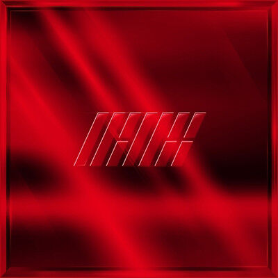 IKON REPACKAGE [THE NEW KIDS] Album RED 2CD+2p POSTER+FotoBuch+Karte+Sticker+etc