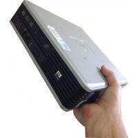 Wireless HP Desktop,Ultraportable(7lbs),GreatCondition,CleanUnit
