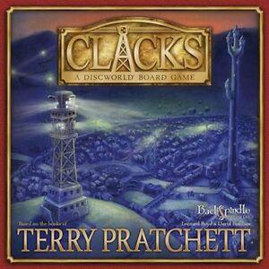 Clacks: A Discworld Board Game - New