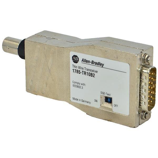 1785TR10B2-A Allen Bradley AUI Thin Wire Ethernet Transceiver PLC-5  --SA