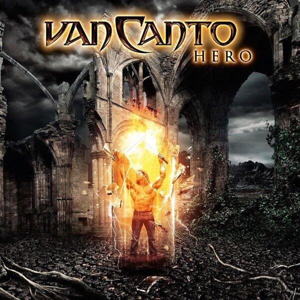 """VAN CANTO """"HERO"""" CD RE-RELEASE MIT VIDEOS NEU"""