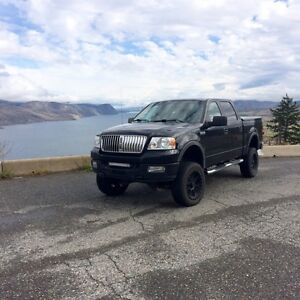 Lifted 2005 f150 fx4