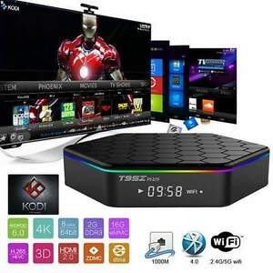 T95Z Plus- Newest and Best Android Box / Kodi 17.1 Installed